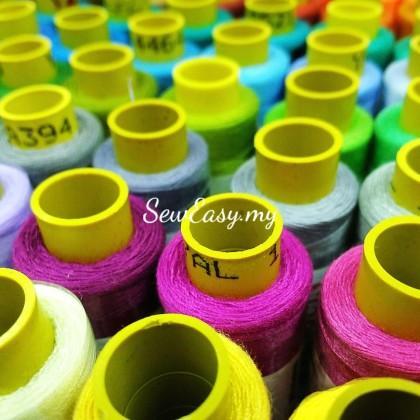 100pcs Benang Jahit YAL 250meter / Sewing Thread