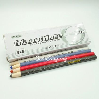 Korea Glass Mate Peel Off Pencil