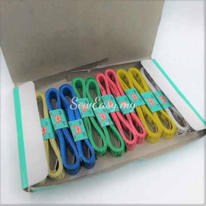 12pcs Pita Ukur / Measuring Tape 150cm/60inch