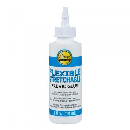 USA Aleene's Flexible Stretchable Fabric Glue (118ML)