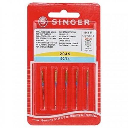 5pcs Singer Needle 2045 130/705H-S